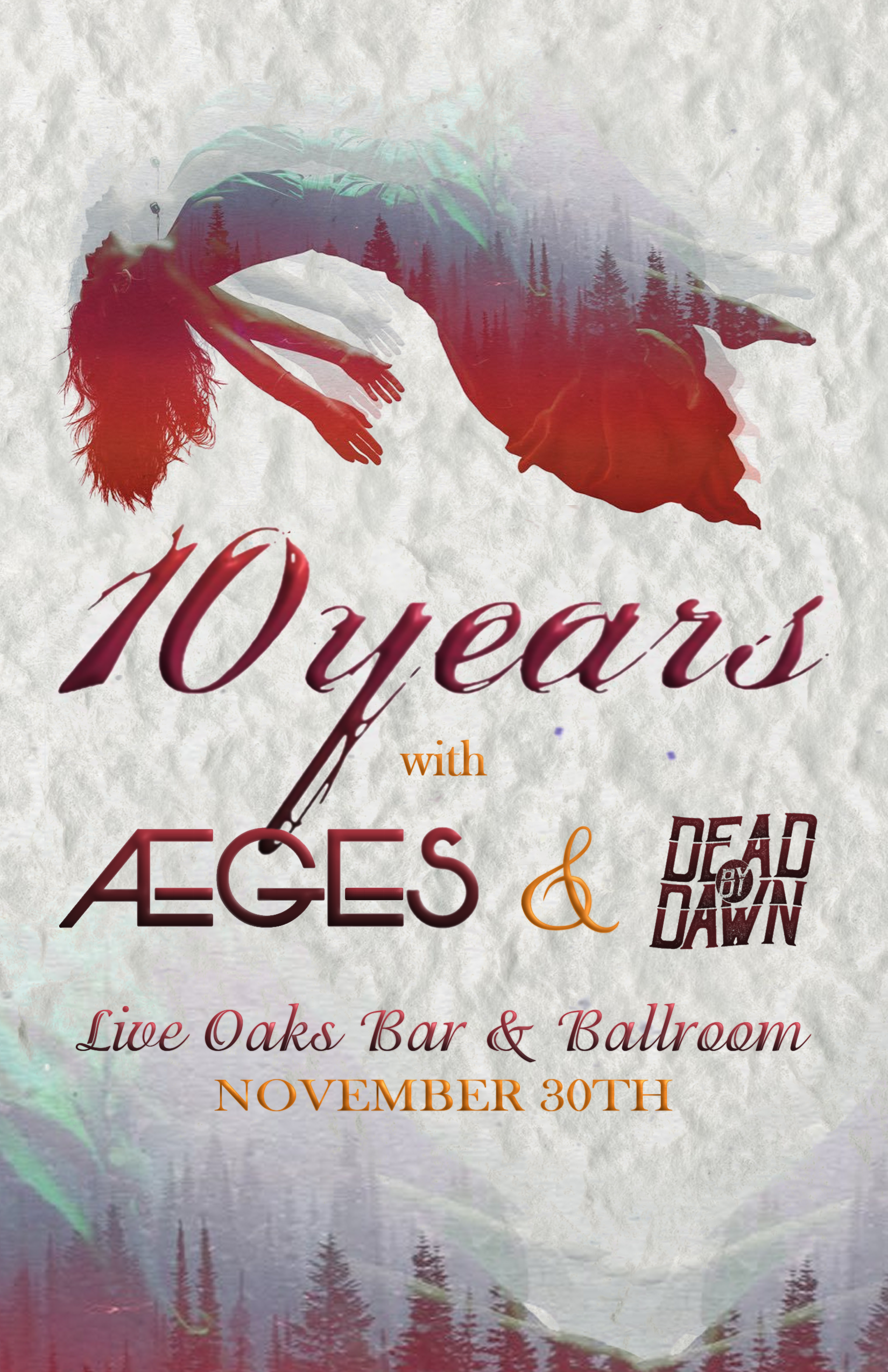 10 Years • Aeges • Dead by Dawn